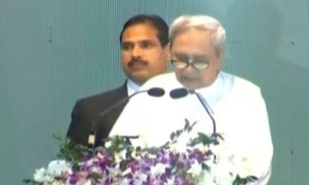 Naveen doles out to voters: free sanitary napkin for 17 lakh school girls