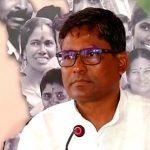 Odisha's Congress MLA Krushna Chandra Sagaria resigns from Assembly