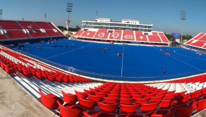 Countdown starts for the Odisha Hockey Men's World Cup 2018