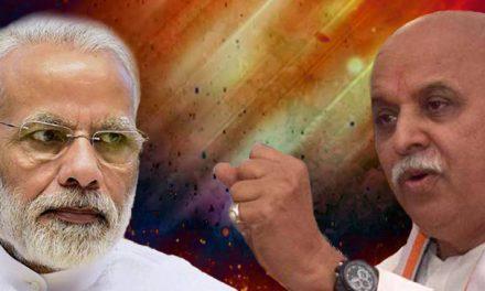 Modi Vs Togadia in Odisha next week