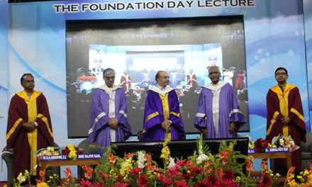 """XIMB Foundation Day Lecture: Godrej, """"…interesting time for consumer goods industry"""""""