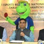 National TT Championship- 2018 in Odisha from Jan 4