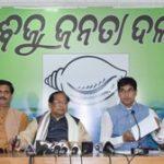 BJD wins Bijatala ZP by-poll, Arun Sahu steals the show