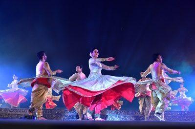 Konark Festival: Raasleela in Kathak & Shiva Tandava in Odissi enthrall audience