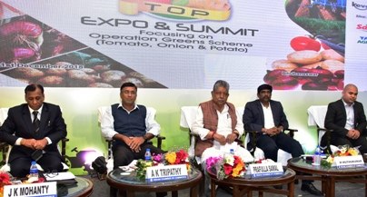 10 agro-companies keen to invest in Odisha agri sector