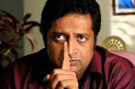 Singham famed film actor Prakash Raj came down heavily on Modi