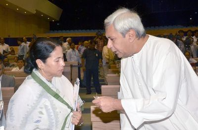 Naveen writes to CMs: Reserve 33% for women in assembly