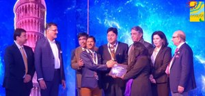 Odisha Tourism bags 'Tourism Brand of the Year' at SATTE 2019