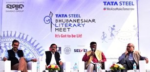 Captivating Sessions at 2nd Day of Tata Steel Bhubaneswar Literary Meet