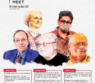 Tata Steel Bhubaneswar Litfest begins tomorrow
