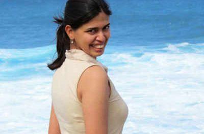Ashoka University's Divya Karnad works on Olive Ridley bags Future for Nature 2019 Award