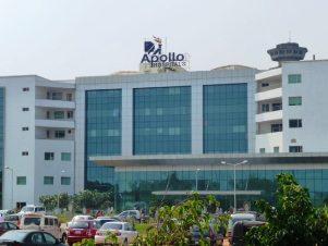 Apollo Hospital fire takes its first casualty
