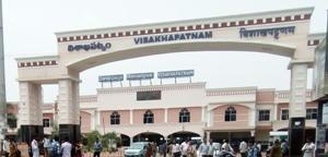 East Coast Railways bifurcated to create South Coast Railway Zone