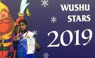 Odisha tribal girl wins Gold in Moscow WushuC'ship