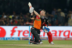 Warner blitzkrieg overshadows Samson's ton as SRH chased 199