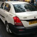 People forget fish, sarees in cabs