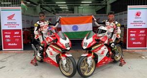 Honda Racing India:Taking Indian motorsport truly international