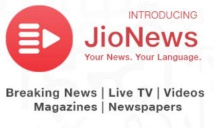 Jio launches Jio News