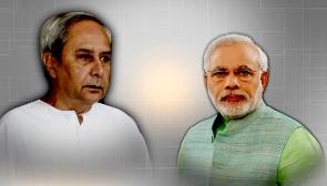 PM Modi consoles bereaved Naveen