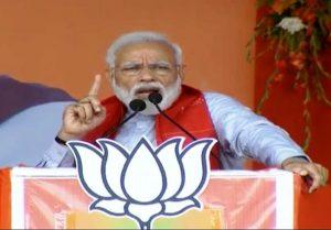Modi loses his cool in Odisha poll rallies