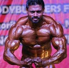 Anil bags gold in National Body Building Championship