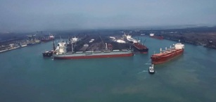 Paradip Port creates All Time Record in Vessel Movement