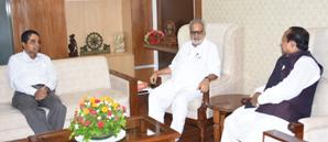 Speaker Patro seeks cooperation of govenor