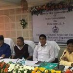 Education & Research to be international standard in Odisha: HE Minister Arun Sahu