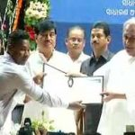 Naveen hands over appointment letters to 102 Odisha Civil Service Exam Qualifiers