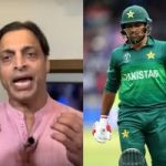2019 World Cup: Shoaib Akhtar slams 'brainless captain' Sarfaraz Ahmed