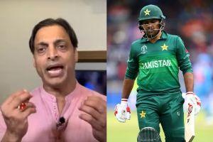 2019 World Cup: Shoaib Akhtar slams 'brainless captain' Sarfaraz Ahmed