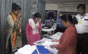 Kalinga Hospital faces charges of post natal gender screening