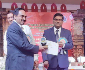 IMFA mines bag 1st prize for systematic & scientific mining at MEMC week