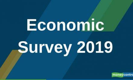 Economic Survey: 8% sustainable growth requires for $ 5billion economy