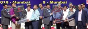 ECoR bags railway national awards for healthcare & accounting