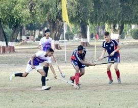 All India Sainik Schools' Inter-zonal Hockey Championship from Aug 12