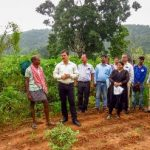 Nabarangpur collector Ajit Mishra visits Eco-villages, adopts one