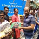 Infosys's healing touch in Fani affected villages of Puri