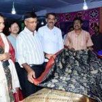 Odisha Handloom Expo: CS stresses on modernization & market linkage
