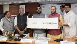 Odisha gets highest Rs 5934 crore Campa fund in India