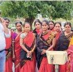 Now Women SHGs in paddy procurement job