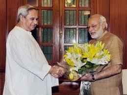 Naveen thanks Modi for Fani assistance