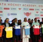 Naveen inaugurates Nava Tata Hockey Academy