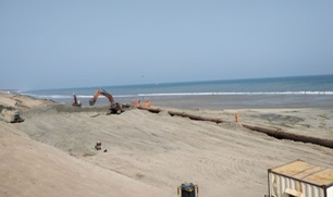 Gopalpur Port  nourishes 5km beach front for ecology
