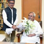STPI DG Omkar Rai calls on Odisha CM Naveen Patnai today