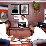 Nalco-East Coast Rly Pact:  Branding Bhubaneswar-New Delhi Rajdhani Expres to promote Odisha art,culture & heritage