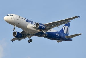 GoAir most punctual airlines