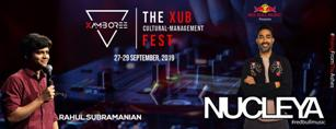 XUB Xamboree'19: Curtains down with musical extravaganza by Bombay Basement