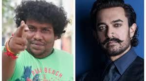 Yogi Babu signs for Aamir Khan's next film