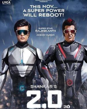 Superstar Rajnikanth's '2.0' fails in China